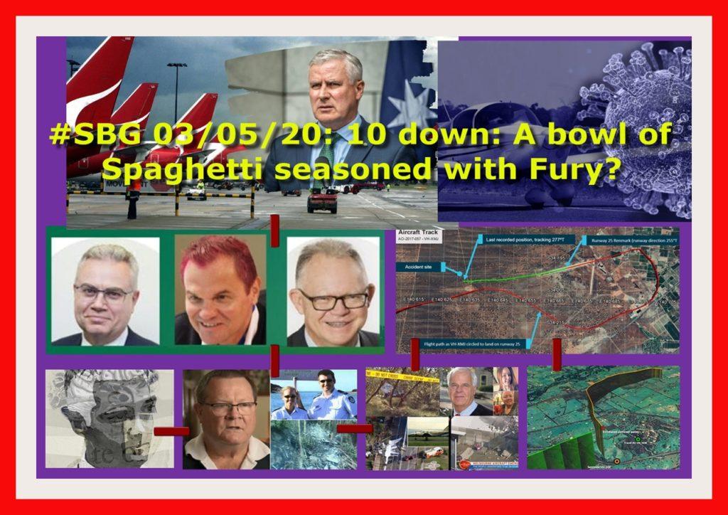 #SBG 03/05/20: 10 down: A bowl of Spaghetti seasoned with Fury?