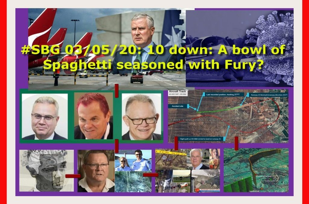#SBG 03/05/20: 10 down: A bowl of Spaghetti seasoned with Fury?