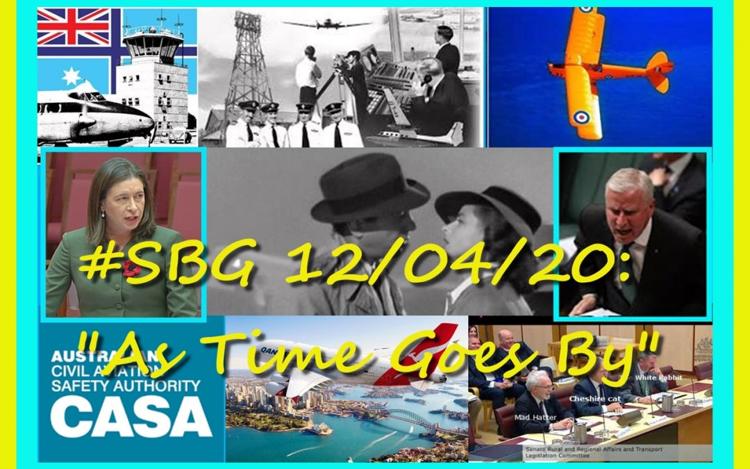 "#SBG 12/04/20: ""As Time Goes By""."