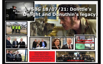 #SBG 18/07/21: Dolittle's Delight and Dunuthin's legacy.