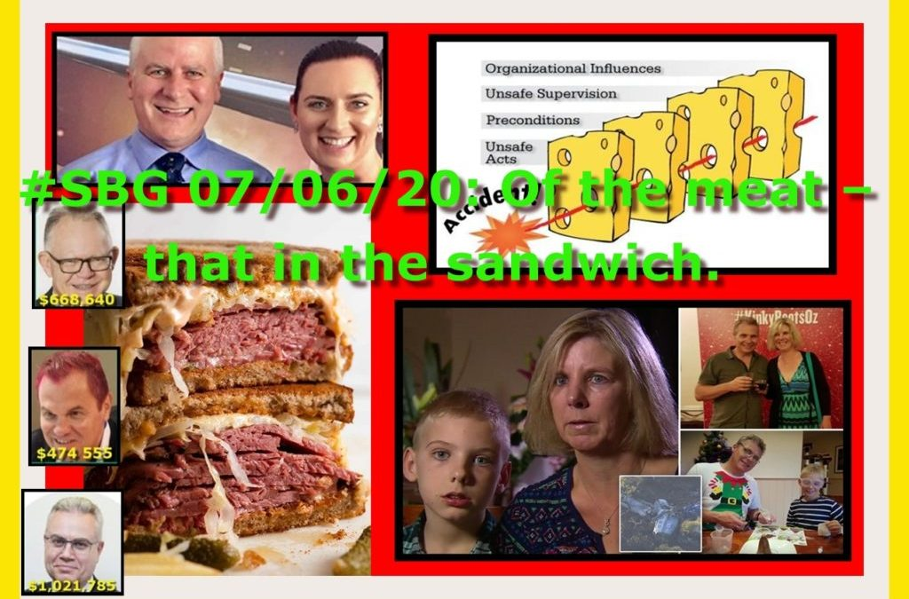#SBG 07/06/20: Of the meat – that in the sandwich.