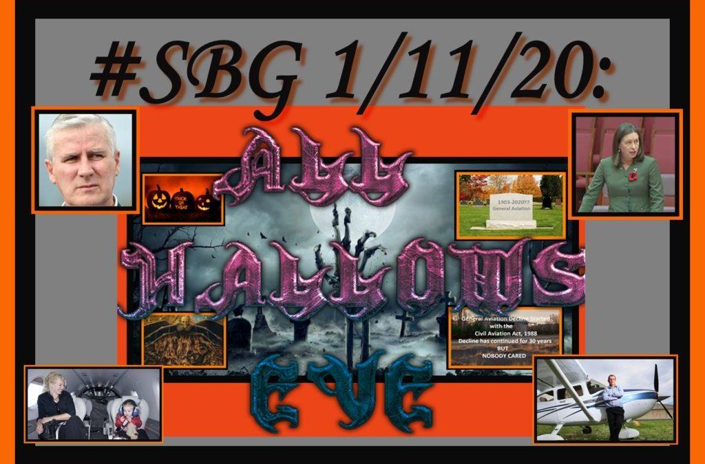 #SBG 1/11/20: All Hallows Eve